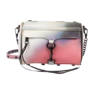Rare | Rebecca Minkoff Pink Ombré Mini Mac